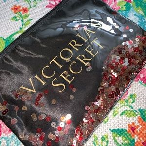 Victoria's Secret sparkly bag